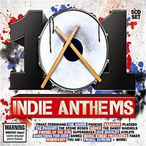 101 Indie Anthems