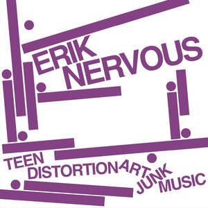 Teen Distortion Art Junk Music