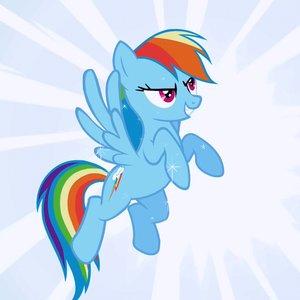 Avatar for Rainbow Dash