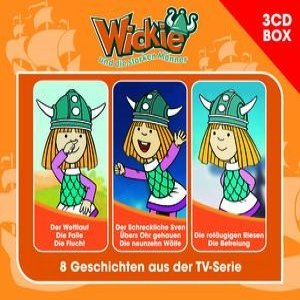 Image for 'Wickie - Hörspielbox'
