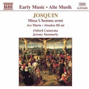 Josquin: Missa L'homme Arme / Ave Maria / Absalon, Fili Mi