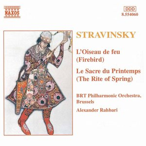 STRAVINSKY: The Firebird / The Rite of Spring