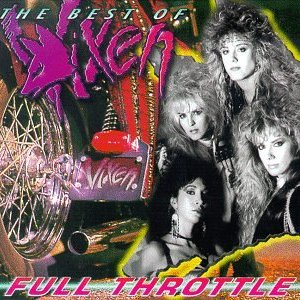 The Best of Vixen: Full Throttle