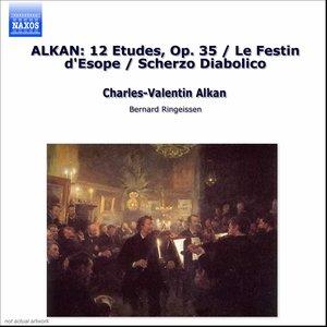 Alkan: 12 Etudes, Op. 35 / Le Festin D'Esope / Scherzo Diabolico