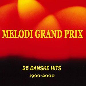 25 Danske Melodi Grand Prix Hits 1960-2000