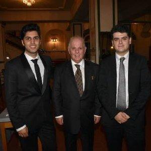 Аватар для Daniel Barenboim, Kian Soltani & Michael Barenboim