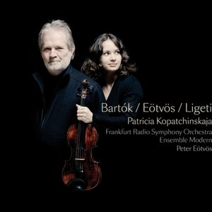 Bartok, Eötvös, Ligeti