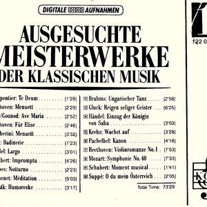 Ausgesuchte Meisterwerke der klassischen Musik