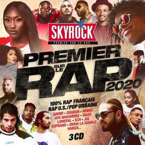 Premier sur le rap 2020