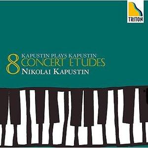 Kapustin : Eight Concert Etudes