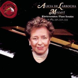 Mozart: Klaviersonaten/Piano Sonatas K.283, 331, 332, 333