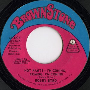 Hot Pants - I'm Coming, Coming, I'm Coming