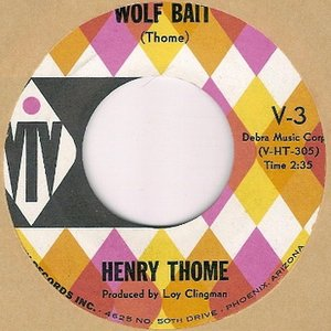 Avatar for Henry Thome