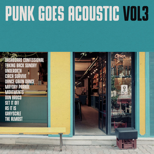 Punk Goes Acoustic, Vol. 3 Album Artwork