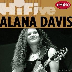 Rhino Hi-Five: Alana Davis