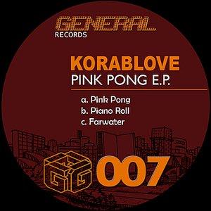 Pink Pong - EP