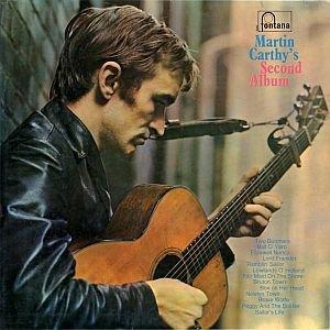 Martin Carthy's Second Album