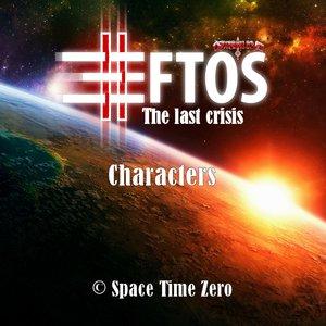 Imagen de 'The last crisis (Characters)'