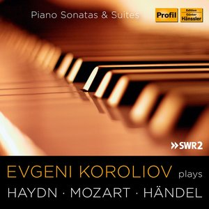 Haydn, Mozart & Handel: Piano Sonatas & Suites