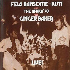 Avatar for Fela Kuti, Africa 70 & Ginger Baker