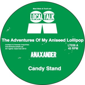 The Adventures of My Aniseed Lollipop