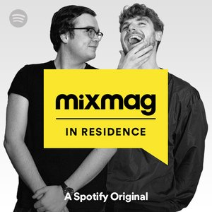 In Residence: Mixmag