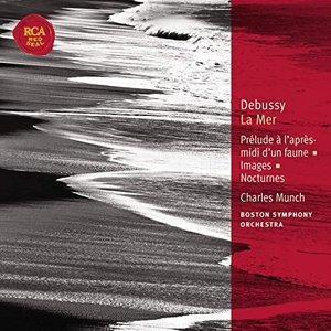 Debussy La Mer; Prélude à l'après-midi d'un faun: Classic Library Series
