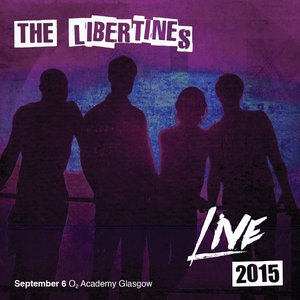 Live at O2 Academy Glasgow, 2015