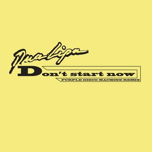 Don't Start Now (Purple Disco Machine Remix)