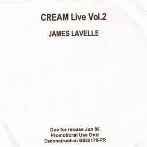 Cream Live Vol.2