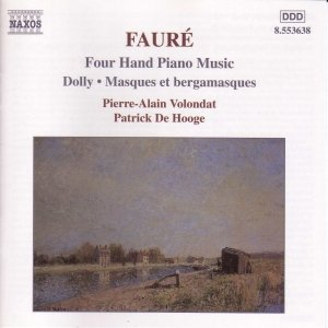 FAURE: Piano Music for Four Hands