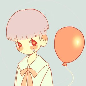 Avatar for a boy with a balloon