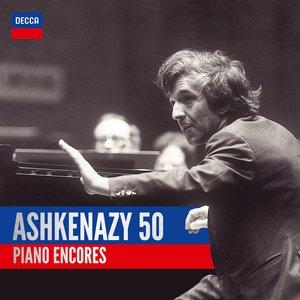 Ashkenazy 50: Piano Encores