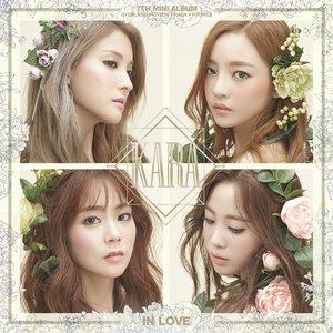 KARA 7th Mini Album 'In Love'