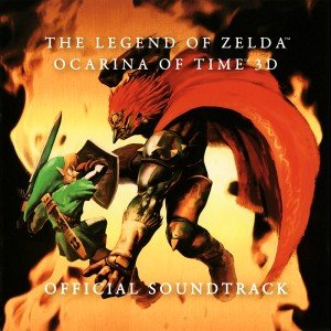 The Legend of Zelda: Ocarina of Time 3D Official Soundtrack