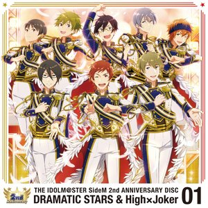 THE IDOLM@STER SideM 2nd ANNIVERSARY DISC 01 - Single