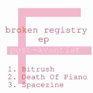 Broken Registry