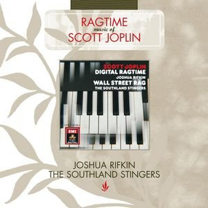 Scott Joplin: Digital Ragtime/Wall Street Rag