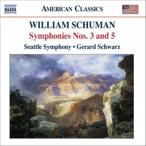 SCHUMAN, W.: Symphonies Nos. 3 and 5 / Judith