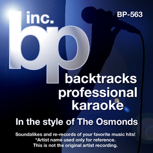 Karaoke - In the Style of the Osmonds (Karaoke Version)