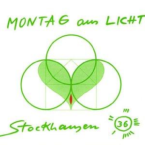 Montag aus Licht