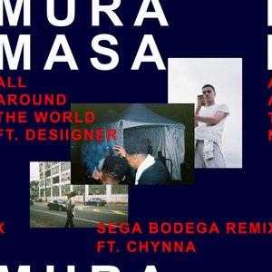 All Around The World (feat. Desiigner & Chynna) [Sega Bodega Remix]