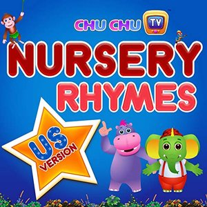 ChuChu TV Toddler Songs & Nursery Rhymes for Babies, Vol. 1 (US Version)