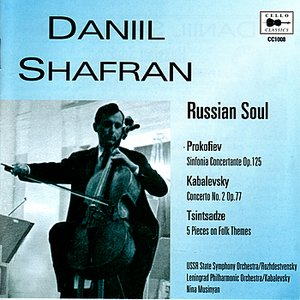 Russian Soul - Prokofiev, Kabalevsky, Tsintsadze