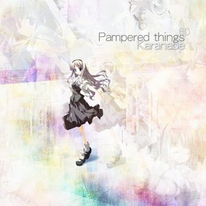 Pampered things EP