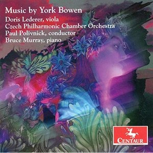 Bowen, Y.: Viola Concerto, Op. 25 / Viola Sonata No. 2