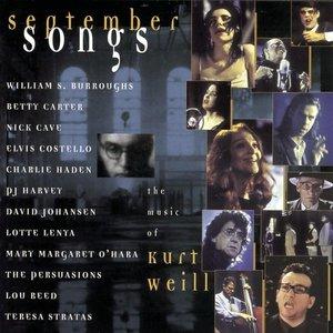 Bild für 'September Songs: The Music of Kurt Weill'