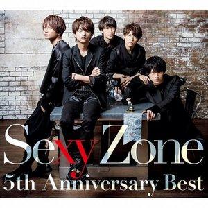Sexy Zone 5th Anniversary Best