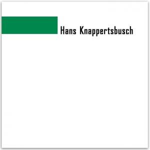 Hans Knappertsbusch Cond. Munchener Philarmoniker
