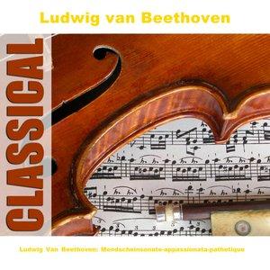 Ludwig Van Beethoven: Mondscheinsonate-appassionata-pathetique
